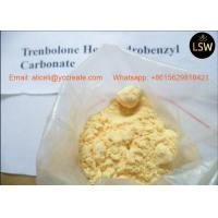 Buy cheap CAS 23454 33 3 99% Trenbolone Hexahydrobenzyl Carbonate Parabolan Strong from wholesalers