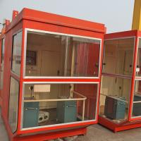 China Construction / Modern / Mobile Crane Operator Cabin With Air Conditioner on sale