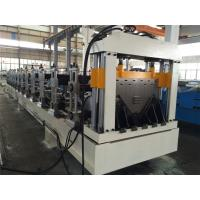 Quality Roof Panel Cable Tray Roll Forming Machine Hydraulic Punching 1.5 Inch Chain for sale