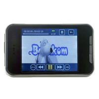 Quality 2.8 Inch Touch MP4 Player with 1.3Mega Pixel Camera 4GB for sale
