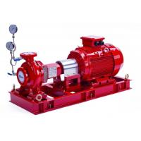 China NM Ul Fm Approved Fire Pumps / Eaton Control Panel End Suction Centrifugal Pump on sale