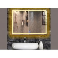 Quality Traditional Illuminated Bathroom Mirror Environmentally Friendly For Decorative for sale