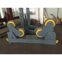 Quality 50 / 60 Hz Heavy Duty Pipe Roller Stands Drive By 3kw Motor Power for sale