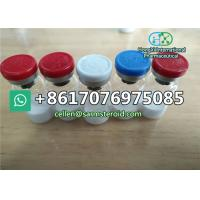 Quality High Purity Peptide Growth Hormone Ipamorelin CAS 170851-70-4 Lyophilized Powder for sale