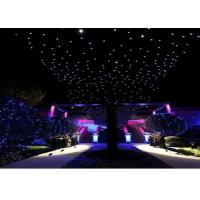 Buy cheap Romantic Party Curtain Lights 4m X 10m , Led Curtain Fairy Lights Flame from wholesalers