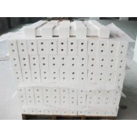 Quality Low Themal Conductivity Insulating Fire Brick Alumina Bubble Brick For Shuttle Klin for sale