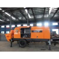 Quality Stationery Concrete Pump with Diesel Engine (HBT60.13.130RSC) for sale