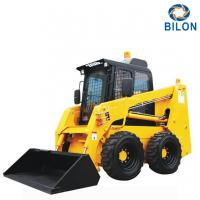 China 0.35CBM Bucket Capacity 50HP Mini Skid Loader With CE / EPA Certification on sale
