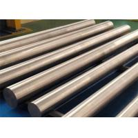 China Diameter Φ20 - Φ100mm Stainless Steel Bar For Forging / Machining Round Shape on sale