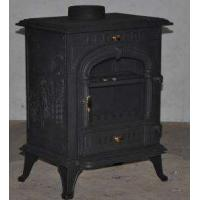 Quality High Efficiency Free Standing Wood Stove Fireplace Outside Easy Operation for sale