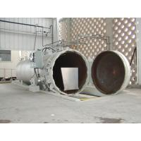 Textile Chemical Concrete Autoclave Block To Steam Sand Lime Brick , High Pressure