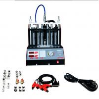 China Super 110V/220V CT200 Fuel Injector Cleaner & Tester Better than LAUNCH CNC602A CNC-602A w on sale