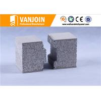 Quality Lightweight Interlocking EPS Cement Sandwich Wall Panels For Prefab Houses for sale