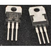 Quality TIP122 NPN Power Transistor Trans Darlington NPN 100V 5A 3Pin , TO - 220AB for sale
