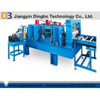 Quality Middle Plate Style Cable Tray Forming Machine with Chain Drive Type for sale