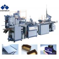 Buy cheap Rigid Set Up Box Making Machine from wholesalers