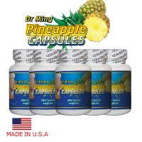 Pineapple extract tablets for weight loss