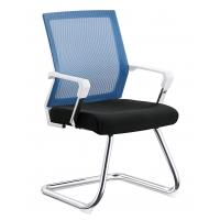 Quality Contemporary Comfy Office Training Chairs Without Wheels Puncture Proof for sale