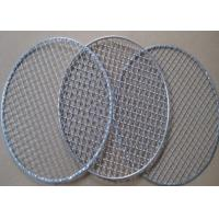 Quality 304 Stainless Steel Vibrating Screen Wire Mesh 8 Mesh *24 Bwg *1M*20M for sale