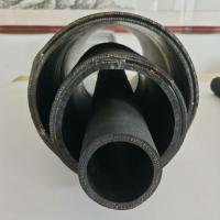 Quality NR CR SBR Rubber Bulk Material Handling Hose With Double Layer Reinforced for sale
