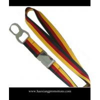 Quality High Quality Custom silk-screen printing mix colorful Woven Polyester Lanyard for sale