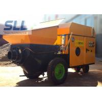 China Stable Performance Concrete Mixer And Pump on sale