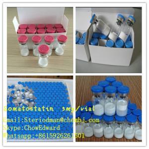 China Peptide Hormones Thymosin Alpha 1 Acetate / Serilesine / Eptifibatide / Desmopressin Acetate on sale