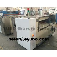 Quality Hard Chrome Plating Machine New Design to Gravure Cylinders for sale