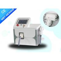 Quality Portable Soprano Laser Hair Removal Machine 808 nm Diode Laser / 808 Diode Laser for sale