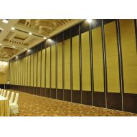 Quality Auditorium Sliding Doors Partition Walls For International Convention Centers for sale