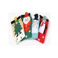 Christmas Cut Warm Winter Accessories Cozy Unisex Long And Short Socks For Adults