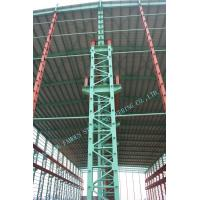 Quality Movable Industrial Steel Buildings Fabrication Fire Resistence Painted for sale