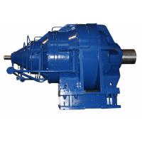 Quality 2 speed  high precision 3 stage helical planetary gearbox for track drive manufacturers prices for sale