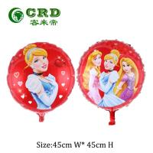 China Cartoon helium foil balloon on sale