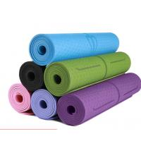 Quality Eco-friendly Yoga Mat Non-toxic Sport Mat For Yoga Pilates Mat Yoga Latex Free Profesional Premium New Yoga Mat for sale
