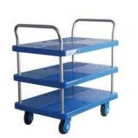 Buy cheap Plastic-stainless steel handtruck from Wholesalers
