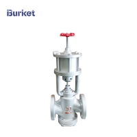 China PN16 PN16 Manual and pneumatic diaphragm cut-off valve piston type diaphragm valve dn20-dn200 for steam printing and dye on sale