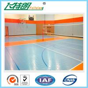 Quality Basketball Interlocking Rubber Floor Tiles PP Commercial Rubber Flooring for sale