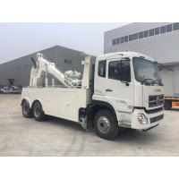 Quality 6x4 Heavy Recovery Truck , Road Wrecker Truck With Right Hand Drive / Left Hand Drive for sale