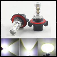 China H13 9008 Cree 50W LED fog light Car Truck Driving day time running light DRL headlight on sale