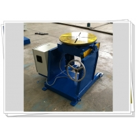 Buy cheap Manual Tilt Adjustable Speed 300kg Rotating Welding Positioner Foot Pedal from wholesalers