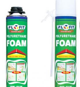 Quality Shockproof Polyurethane Expanding Foam Insulation PU foam sealant for sale