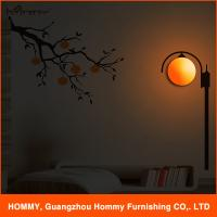 China Wholesale style led wall sticker wall lamp/Beautiful Lamp wall stickers for bedroom decor on sale