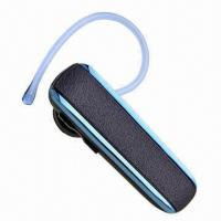 China Stereo Bluetooth Headset with Automatic Dual-microphone Noise Filter on sale