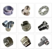 Nickle coating / Electrolytic polishing Precision Turned Parts, Steel CNC Machined