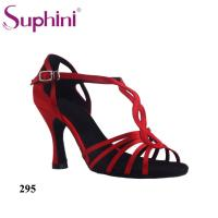 China Suphini Hand made High heel Shoes for Dance/ Wedding /Party Rhinestones shoes on sale