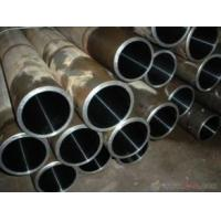 Buy cheap Cold Drawn ST52 honed tube for hydraulic cylinder industry DIN2391 En10305 from wholesalers