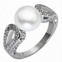 Quality Silver Ring, OEM and ODM Orders Welcomed for sale