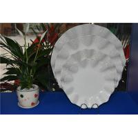 Buy cheap High quality Melamine Tableware flower plates plastic plates tray dish from wholesalers