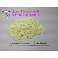 Quality bodybuilder Steroid Trenbolone Enanthate 99% CAS 472-61-546 yellow powder for sale